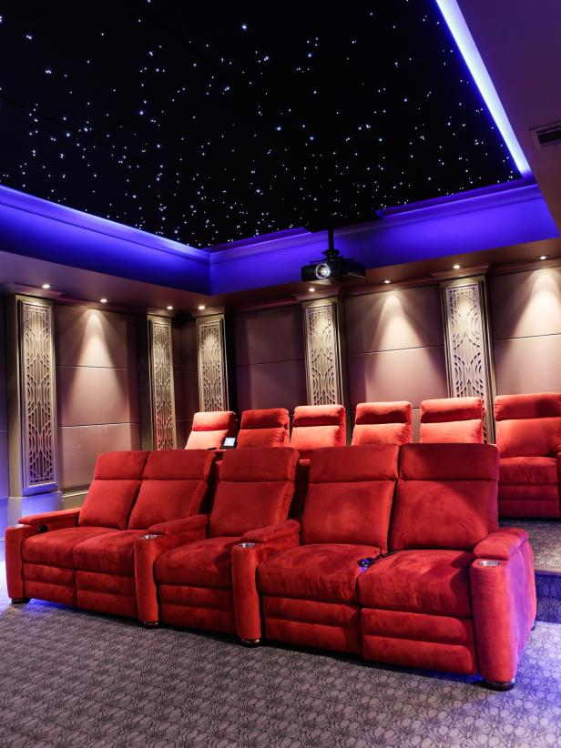 Home Theater Installers in Frisco