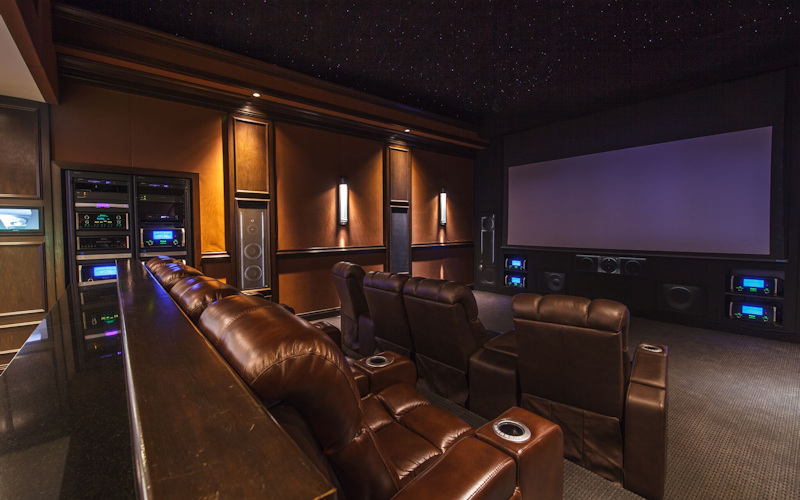 Home Theater Installers in Dallas
